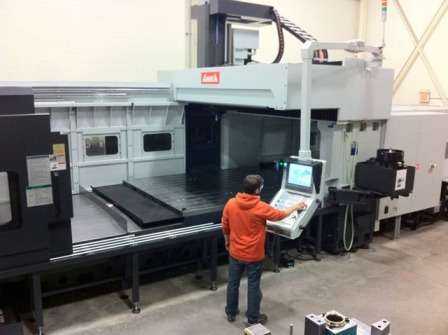 AWEA LP-4025 verticle bridge high-speed CNC